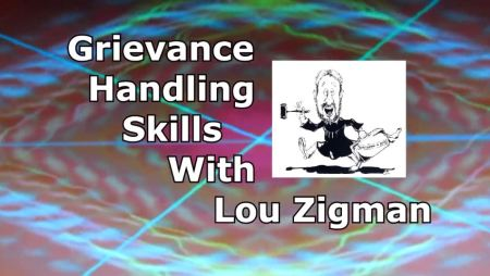 Lou Zigman Grievance handling skills logo